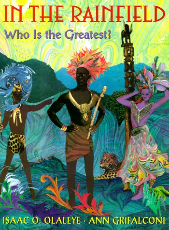In The Rainfield: Who Is The Greatest?
