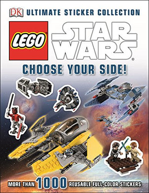 Ultimate Sticker Collection: Lego Star Wars: Choose Your Side! (Ultimate Sticker Collections)