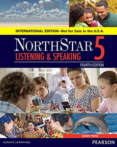 Northstar Listening And Speaking 5 Sb, International Edition (4Th Edition)