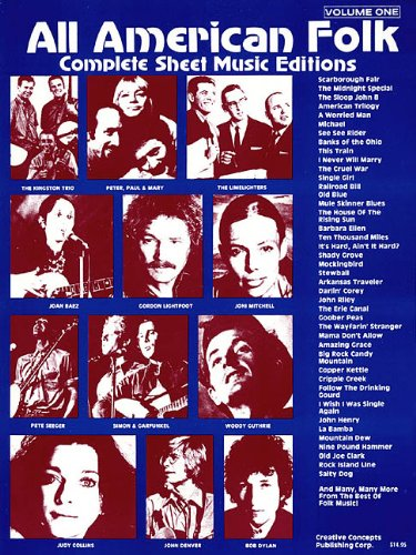 All American Folk: Volume 1