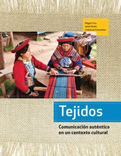 Load image into Gallery viewer, Tejidos (Spanish Edition)