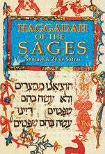 Load image into Gallery viewer, Haggadah Of The Sages