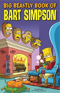 Big Beastly Book Of Bart Simpson (Simpsons Comic Compilations)
