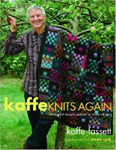 Kaffe Knits Again: 24 Original Designs Updated For Today'S Knitters