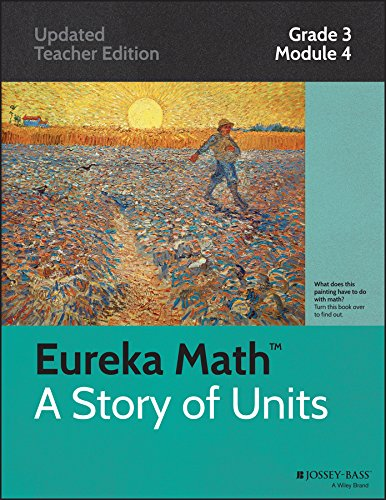 Eureka Math, A Story Of Units: Grade 3, Module 4: Multiplication And Area