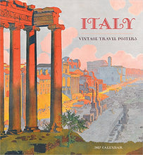 Load image into Gallery viewer, 2017 Italy: Vintage Travel Posters Wall Calendar