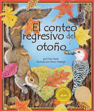 El Conteo Regresivo Del Otoo (Arbordale Collection) (Spanish Edition)