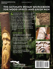 Load image into Gallery viewer, Wood Spirits And Green Men: A Design Sourcebook For Woodcarvers And Other Artists
