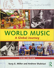 Load image into Gallery viewer, World Music: A Global Journey, 3Rd Edition
