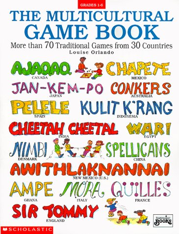 The Multicultural Game Book (Grades 1-6)