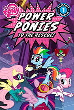 Load image into Gallery viewer, My Little Pony: Power Ponies To The Rescue! (Passport To Reading Level 1)