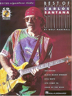 Best Of Carlos Santana (W/Cd)