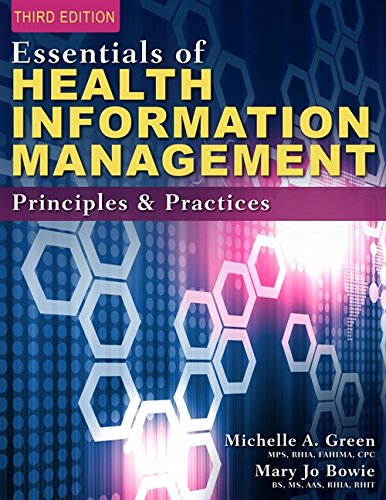 Essentials Of Health Information Management: Principles And Practices (Mindtap Course List)
