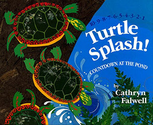 Turtle Splash! Countdown At The Pond