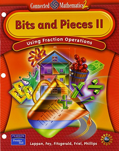 Connected Mathematics Bits And Pieces Ii Student Edition Softcover 2006C