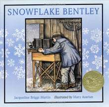 Load image into Gallery viewer, Snowflake Bentley (Caldecott Medal Book)