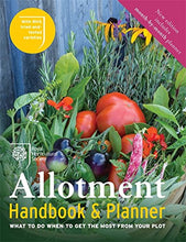 Load image into Gallery viewer, The Rhs Allotment Handbook & Planner