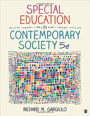 Special Education In Contemporary Society: An Introduction To Exceptionality