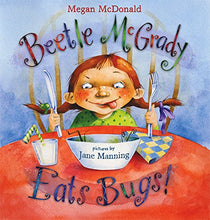 Load image into Gallery viewer, Beetle Mcgrady Eats Bugs!