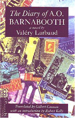 The Diary Of A.O. Barnabooth (Recovered Classics)