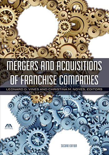 Mergers And Acquisitions Of Franchise Companies