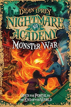 Load image into Gallery viewer, Monster War (Nightmare Academy)