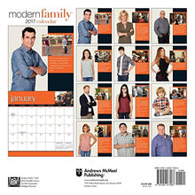 Load image into Gallery viewer, Modern Family 2017 Wall Calendar