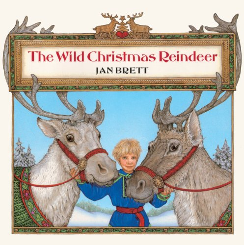The Wild Christmas Reindeer (Turtleback School & Library Binding Edition)