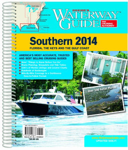 Waterway Guide Southern 2014