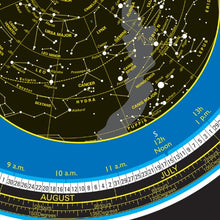 Load image into Gallery viewer, Philip'S Planisphere (Latitude 51.5 North)