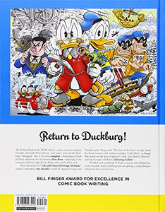 Uncle Scrooge And Donald Duck