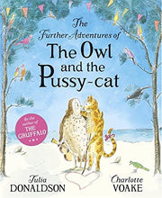 Load image into Gallery viewer, The Further Adventures Of The Owl And The Pussycat