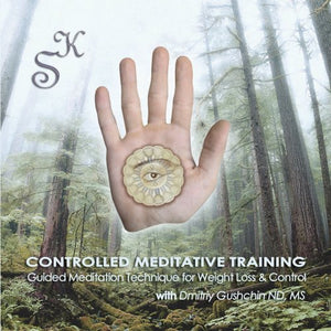 Controlled Meditative Training: Guided Meditation Technique For Weight Loss And Control