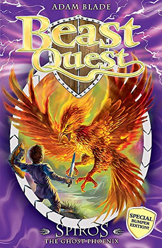 Spiros The Ghost Phoenix (Beast Quest)
