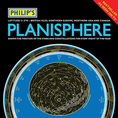 Philip'S Planisphere (Latitude 51.5 North)