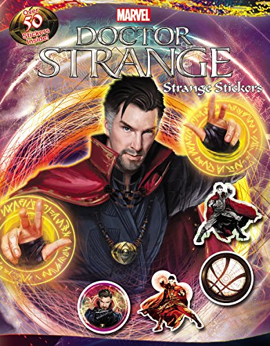 Marvel'S Doctor Strange: Strange Stickers