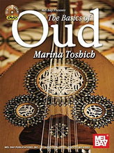 Load image into Gallery viewer, Mel Bay Presents The Basics Of Oud (Book And Dvd)