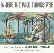 Load image into Gallery viewer, Where The Wild Things Are Cd: In The Night Kitchen,Outside Over There, Nutshell Library,Sign On Rosie'S Door, Very Far Away