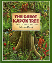 Load image into Gallery viewer, The Great Kapok Tree: A Tale Of The Amazon Rain Forest