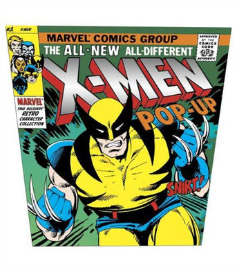X-Men Pop-Up (Marvel True Believers Retro Character Collection)