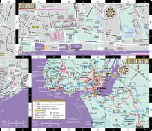 Load image into Gallery viewer, Streetwise Lisbon Map - Laminated City Center Street Map Of Lisbon, Portugal (Streetwise (Streetwise Maps))
