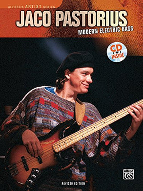 Modern Electric Bass, Revised Edition (Book & Cd) (Alfred'S Artist Series)