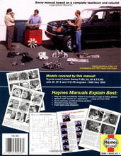 Load image into Gallery viewer, Toyota Land Cruiser Fj60, 62,80 & Fzj80, '80'96 (Haynes Repair Manuals)