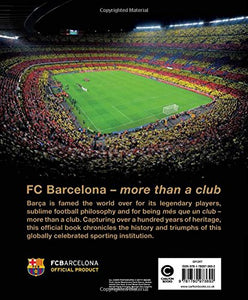 Bara: The Illustrated History Of Fc Barcelona