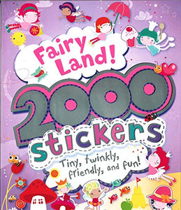 2000 Stickers: Fairy Land