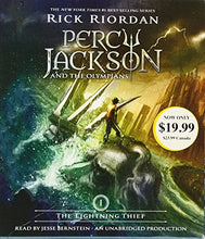 Load image into Gallery viewer, The Lightning Thief (Percy Jackson And The Olympians, Book 1)