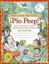 Load image into Gallery viewer, Pio Peep! Book And Cd