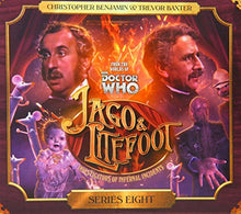 Load image into Gallery viewer, Jago & Litefoot: Series Eight