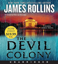 Load image into Gallery viewer, The Devil Colony: A Sigma Force Novel