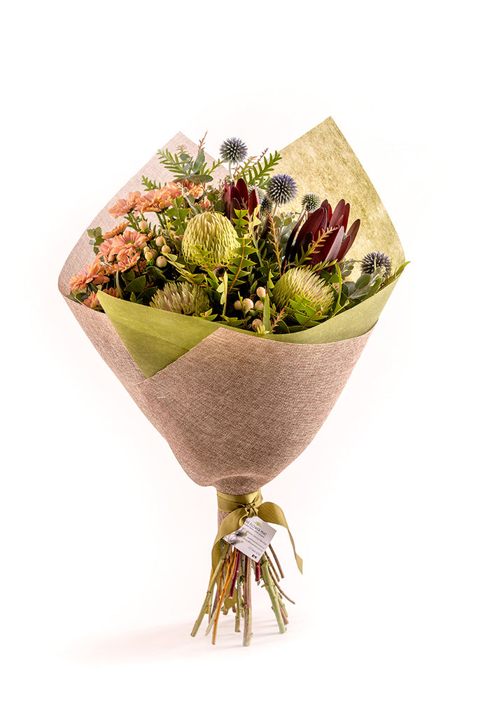 Exotic Native Love Bouquet